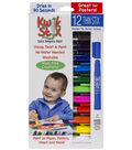 ThinStix Tempera Paint 12/pkg-Classic Colors