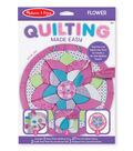 Melissa & Doug Quilting Made Easy-Flower