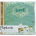 Paper House Flipbook Interactive Album-Wedding
