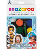 Snazaroo Face Painting Kit-Boy, , hi-res