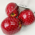 Bloom Room Red Apples-3pc