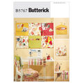 Butterick Crafts Home Accessory-B5767
