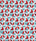 Snuggle Flannel Fabric -Joy Geometric