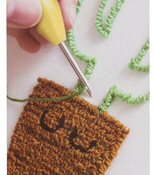 Punch Needle Embroidery Kits & Patterns | JOANN