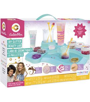 GoldieBlox DIY Glitter Beauty Lab