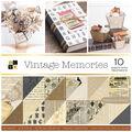 Park Lane Vintage Memories 36 pk 12\u0027\u0027x12\u0027\u0027 Cardstock Stack