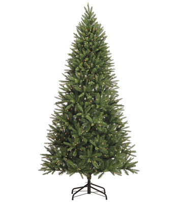 Christmas 7.5' Foothill Pine Tree with Lights