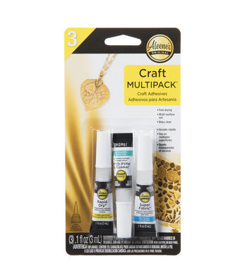 Aleene's Craft Adhesive Assorted Multipack