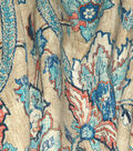 Waverly Upholstery Fabric 54\u0022-Castleford Capri
