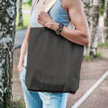 Large Tote-Charcoal