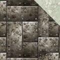 Basecoat 4 Double-Sided Cardstock 12\u0022X12\u0022-Metal Panels