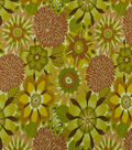Home Decor 8\u0022x8\u0022 Fabric Swatch-Print Fabric Nautica Kiki Dahlia