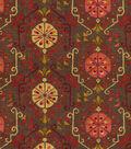 Waverly Lightweight Decor Fabric 54\u0022-Summer Rain/Adobe