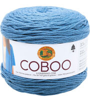 Lion Brand Coboo Yarn, , hi-res