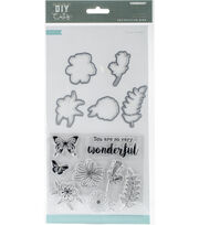 "Kaisercraft Dies & Stamps-Floral Wonder 1"" To 2.25"", , hi-res"