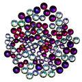 Swarovski Create Your Style 105 pk Nail Crystals-Paradise Shine Combo