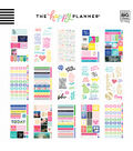 The Happy Planner Mini Value Pack Stickers-Faith