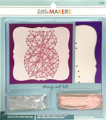 Little Makers String Art Kit-Owl