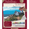 11\u0022x14\u0022 Paint By Number Kit-The Lighthouse