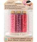 Sweet Sugarbelle Decorating Candy Kit 1oz 3/Pkg-Cheeks/Lips/Bows