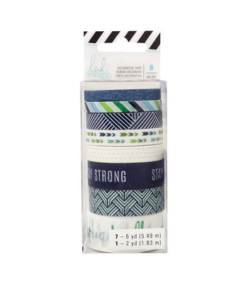 Heidi Swapp Washi Tape-Stay Strong
