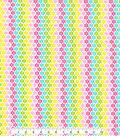 Tutti Fruitti Wings & Things Embellished Fabric 44\u0027\u0027-Multi Daisy