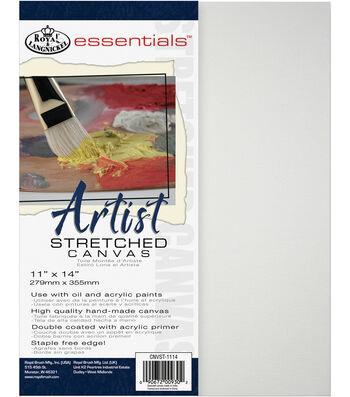Royal & Langnickel Essentials 11''x14'' Artist Stretched Canvas