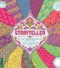 Trimcraft First Edition 12\u0027\u0027x12\u0027\u0027 Premium Paper Pad-Storyteller