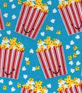 Snuggle Flannel Fabric 42\u0022-Happy Popcorn
