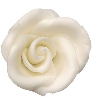 Wilton Medium Icing Rose-White