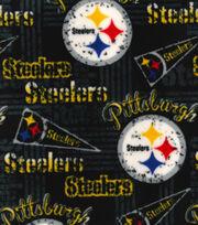 Pittsburgh Steelers Fleece Fabric  Retro, , hi-res
