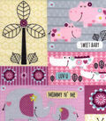 Nursery Flannel Fabric -Patch