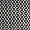 Geometric Velvet Burnout Fabric-Gray