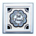 Creative Expressions Stamps To Die For By Sue Wilson-Claire\u0027s Garden