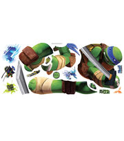 York Wallcoverings Wall Decals-TMNT Leo, , hi-res
