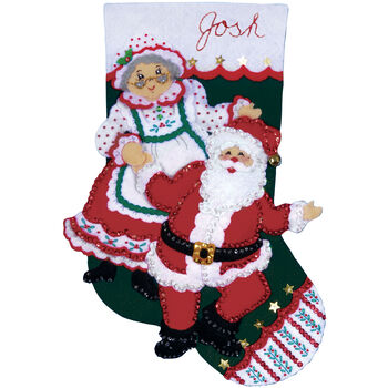 18 Long -dancing Claus