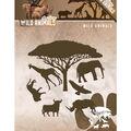Find It Trading Amy Design Wild Animals Die-Wild Animals