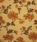 Home Decor 8\u0022x8\u0022 Fabric Swatch-Upholstery Fabric Barrow M8820-5193 Amber