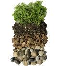 Terrarium Kit DIY Portland 32Oz Jar