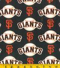 San Francisco Giants Cotton Fabric -Logo
