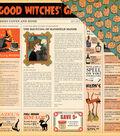 Haunted House Double-Sided Cardstock 12\u0022X12\u0022-Good Witches\u0027 Gazette