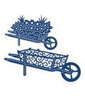 Tattered Lace Metal Die-Wheelbarrow