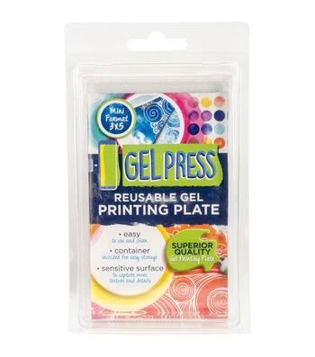 "Gel Press Gel Plate 3""X5"""