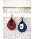 Hoooked Storage Bag Yarn Kit with Zpagetti Yarn-Dark Gray/Anthracite