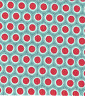 Keepsake Calico™ Cotton Fabric-Haldis Sterling