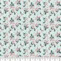 Keepsake Calico Cotton Fabric -Floral Mint