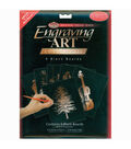 Foil Engraving Art Blank Boards 5\u0022X7\u0022-Copper