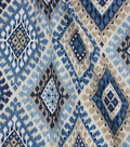 Home Essentials Lightweight Decor Fabric 45\u0027\u0027-Indigo Fatima