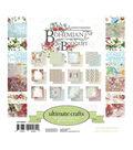 Ultimate Crafts 24-sheets 6\u0027\u0027x6\u0027\u0027 Paper Pad-Bohemian Bouquet