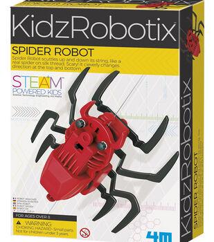 Toysmith Kidz Robotix Spider Robot Kit